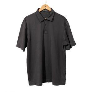 Nike Golf Dri Fit Polo Shirt size L